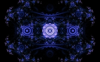 Purple fractal wallpaper 1920x1200 jpg