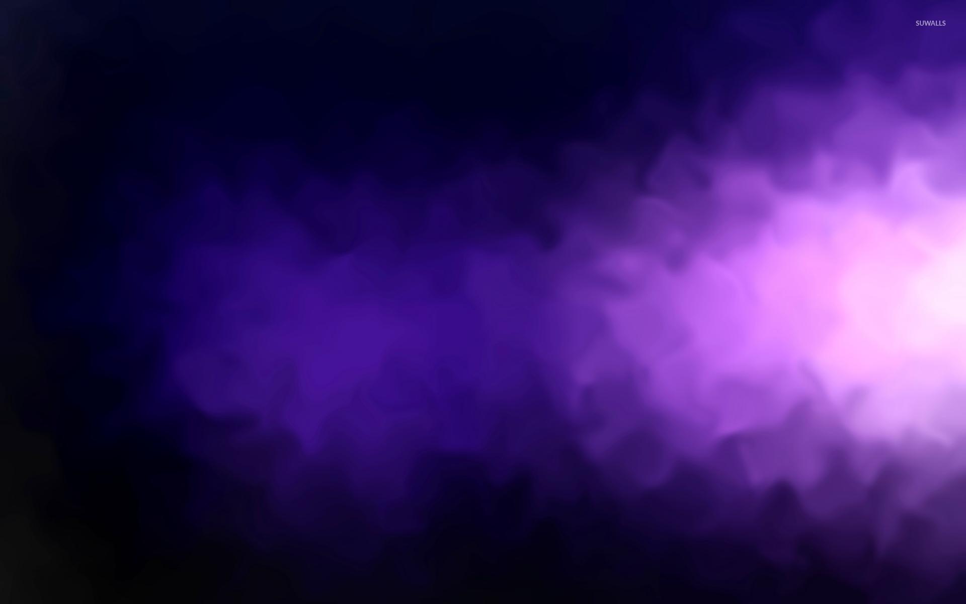 purple smoke [4] wallpaper - abstract wallpapers - #26993