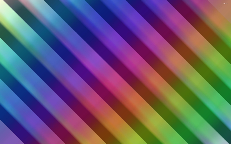Rainbow Colored Diagonal Stripe Wallpaper 2880x1800 Jpg