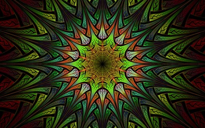 Rays [4] wallpaper