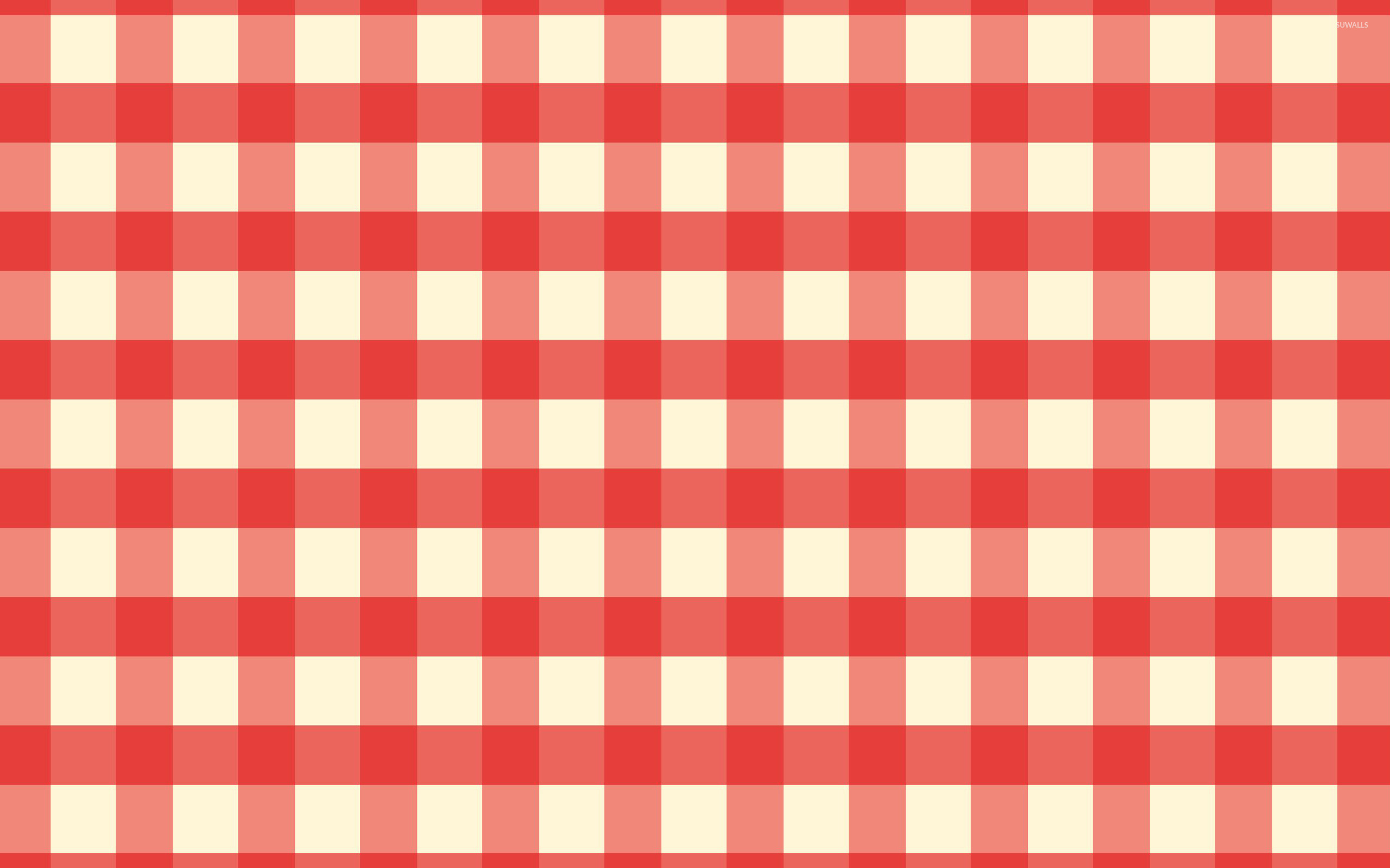 Red And White Tablecloth Wallpaper Abstract Wallpapers 47553