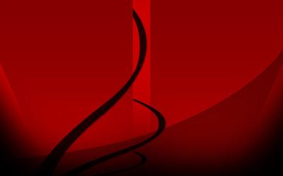 Red shades wallpaper