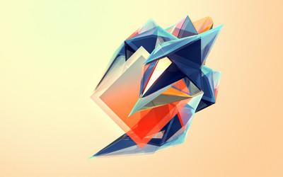 Sharp shapes [3] wallpaper
