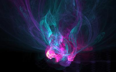 Smoke [5] wallpaper