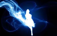 Smoke Fairy wallpaper 1920x1200 jpg