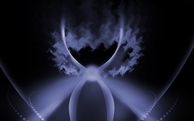 Smoky orb [2] wallpaper