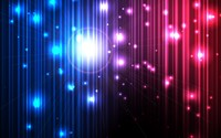 Sparkles on glowing lines wallpaper 1920x1080 jpg