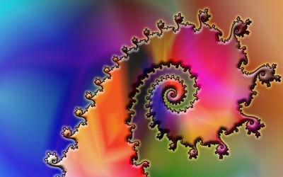Spiral [17] wallpaper