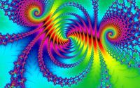 Spiral fractal [2] wallpaper 1920x1080 jpg