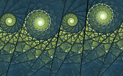 Spirals [9] wallpaper
