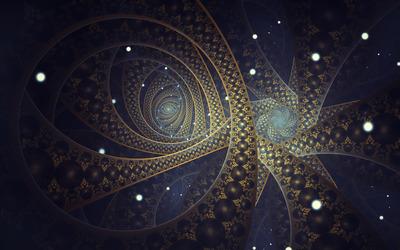 Spirals [20] wallpaper