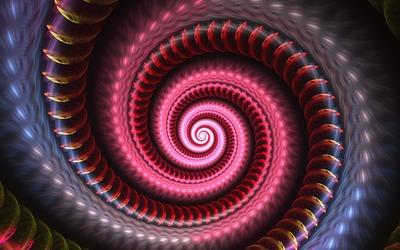 Spirals [14] wallpaper