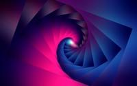 Square spiral [2] wallpaper 1920x1200 jpg