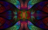 Stained glass wallpaper 1920x1200 jpg
