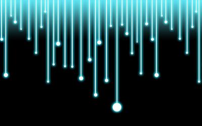 Strings wallpaper