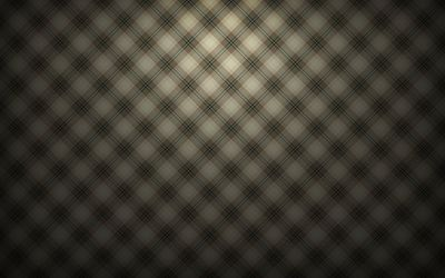 Stripes and squares pattern wallpaper