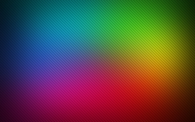 Stripes on top of the colorful blur wallpaper