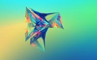 Sun light upon the colorful diamond wallpaper 2560x1440 jpg