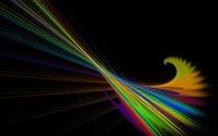 Swirly colorful lines wallpaper 1920x1080 jpg