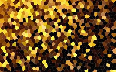 Textured mosaic Wallpaper