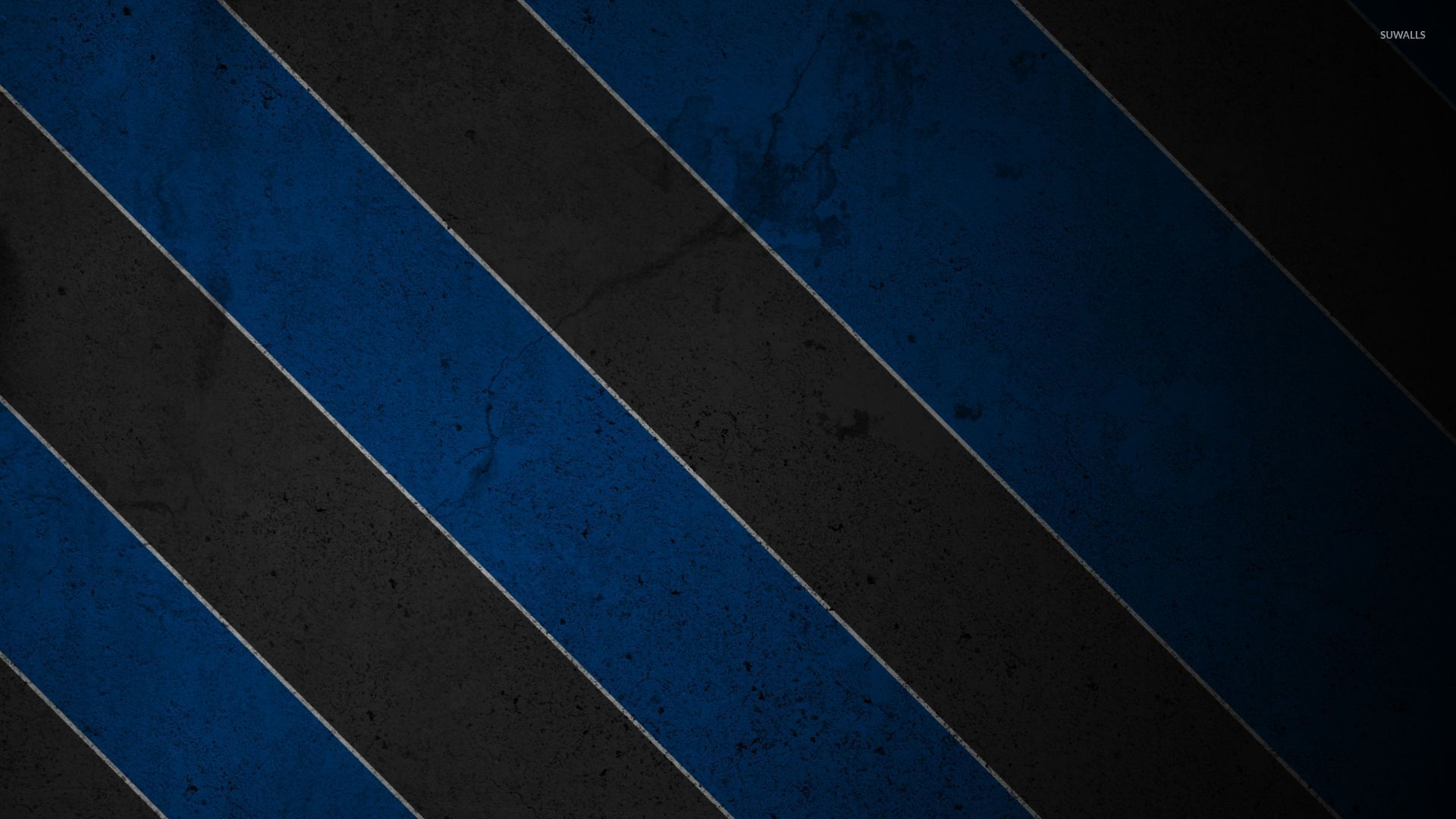 Texturized Black And Blue Stripes Wallpaper Abstract Wallpapers