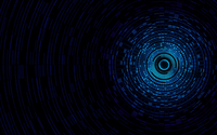 Tunnel to the bright orb wallpaper 2560x1600 jpg