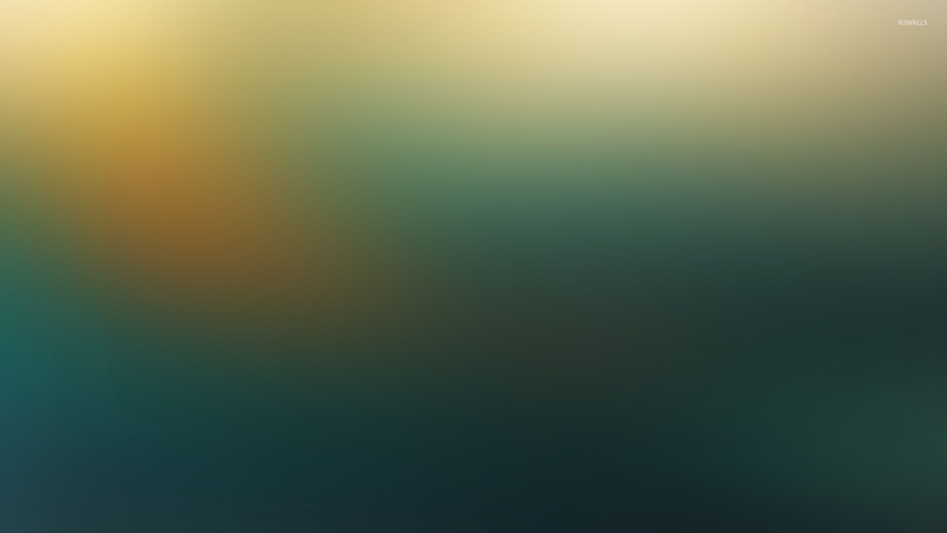 Turquoise Blur Wallpaper Abstract Wallpapers 29626