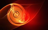 Twirling flame wallpaper 1920x1080 jpg