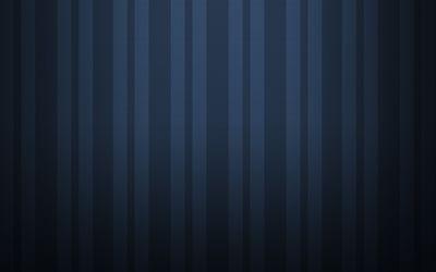 Vertical blue stripes wallpaper