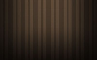 Vertical brown stripes wallpaper