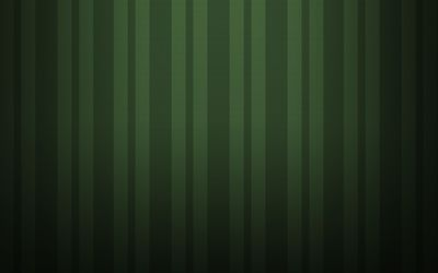 Vertical green stripes wallpaper