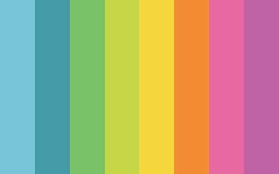 Vertical stripes wallpaper