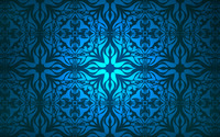 Vintage blue pattern wallpaper 1920x1200 jpg