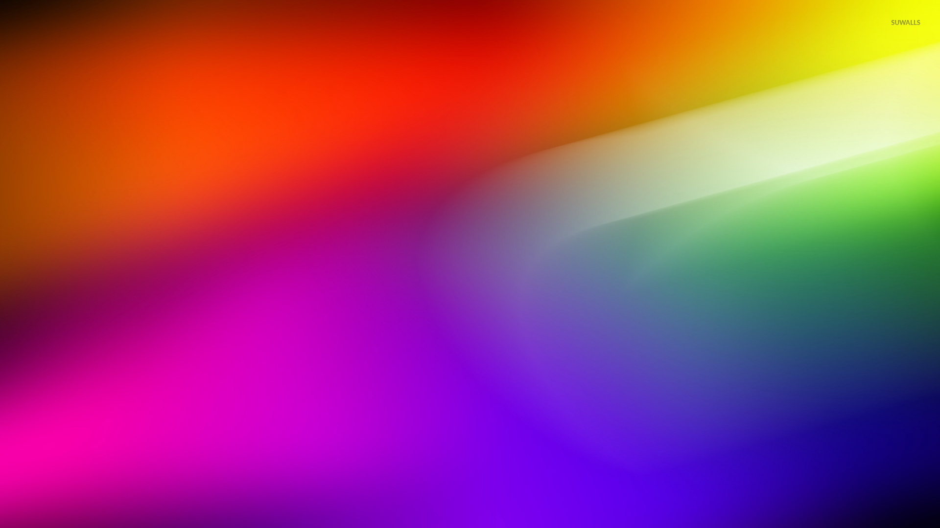 Vivid blur wallpaper Abstract wallpapers