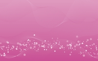 White bubbles between white and pink curves wallpaper 1920x1200 jpg