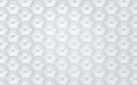 White hexagon pattern wallpaper 1920x1200 jpg