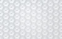 White hexagon pattern wallpaper 1920x1200 jpg