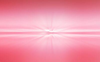 White light in the horizon wallpaper