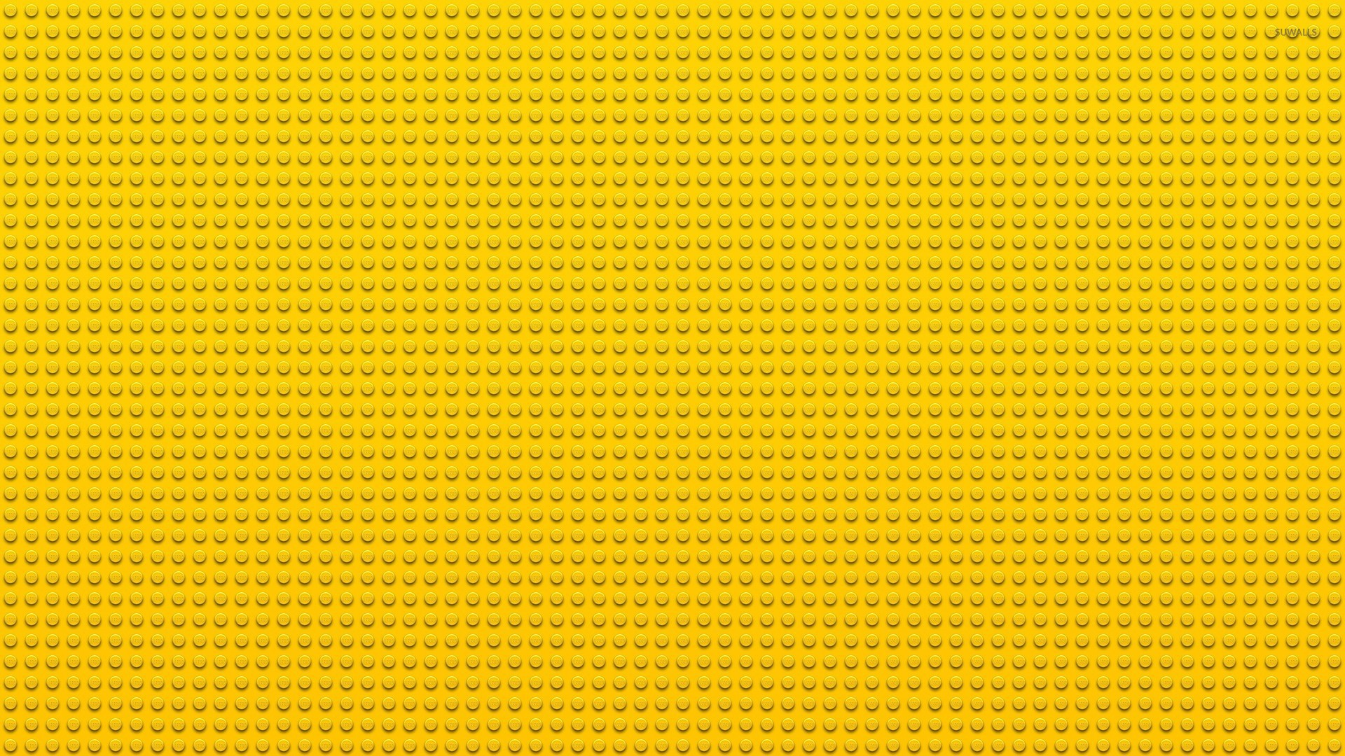 Yellow Lego wallpaper - Abstract wallpapers - #22157