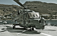 Agusta A129 Mangusta wallpaper 2880x1800 jpg
