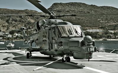 Agusta A129 Mangusta wallpaper