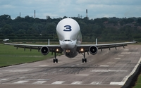 Airbus Beluga taking off wallpaper 1920x1080 jpg