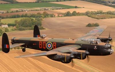 Avro Lancaster [2] wallpaper