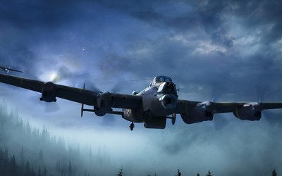 Avro Lancaster [3] wallpaper