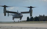 Bell-Boeing V-22 Osprey [3] wallpaper 2560x1600 jpg