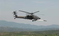 Boeing AH-64 Apache [3] wallpaper 2560x1600 jpg