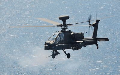 Boeing AH-64 Apache [5] wallpaper