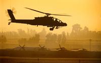 Boeing AH-64 Apache [2] wallpaper 2560x1600 jpg