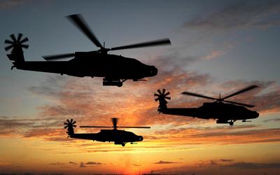 Boeing AH-64 Apache wallpaper
