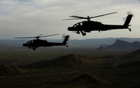 Boeing AH-64 Apache [4] wallpaper 2560x1600 jpg